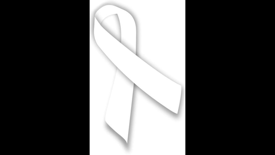 White Ribbon Day Silent March 2018