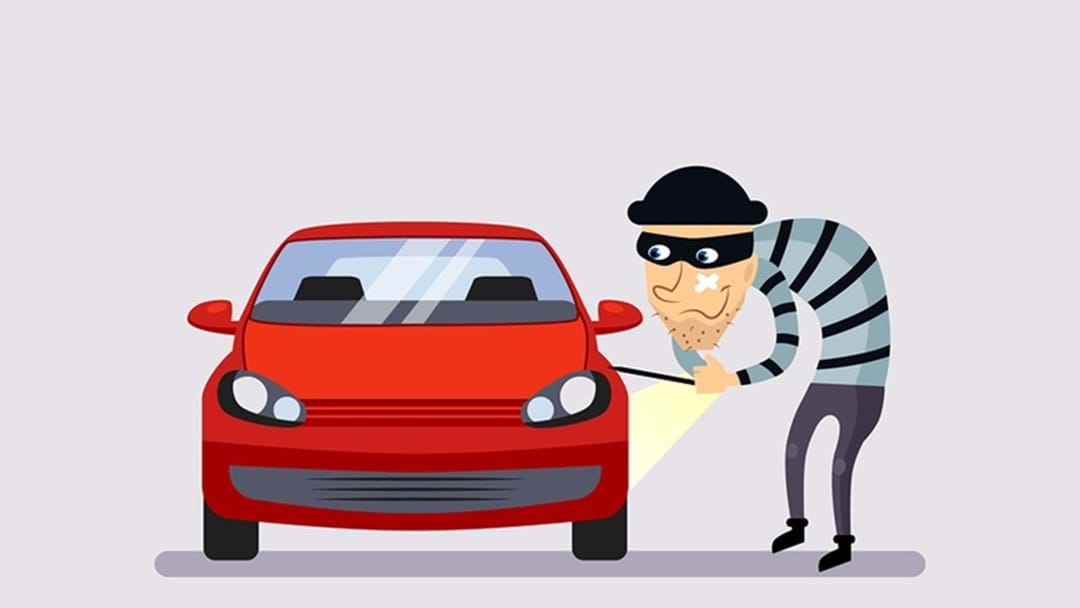 Car Theft on The Rise
