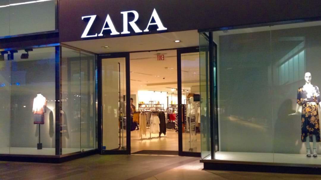 Zara's Kotara Store Opening Tomorrow