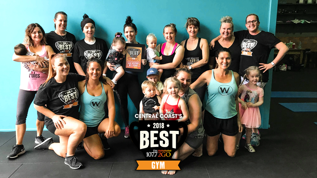 The Votes Are In... Central Coast's Best Gym Is In Tuggerah!