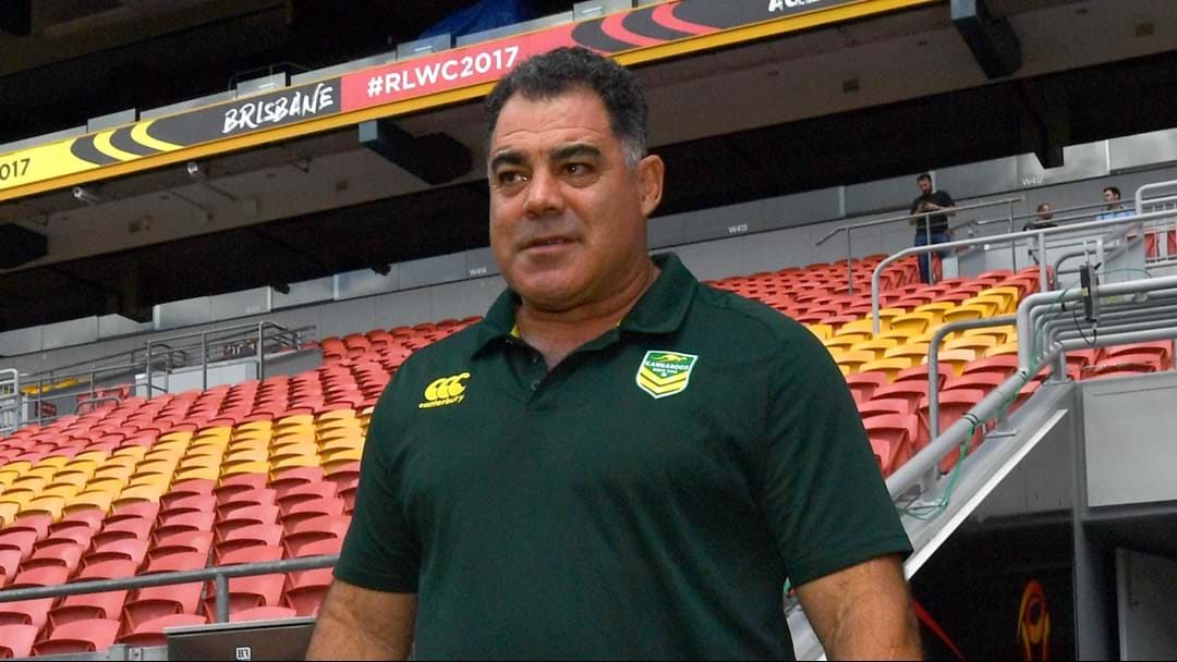 JUST IN: Mal Meninga Joins Gold Coast Titans