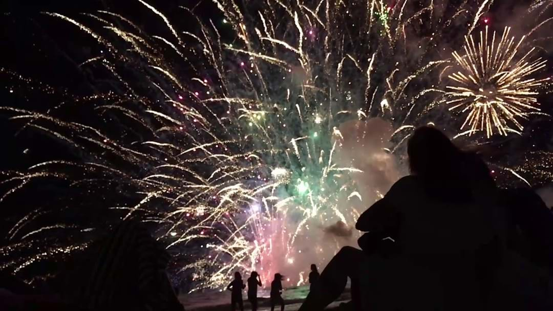 New Years Eve Fireworks Won't Be Returning To Terrigal Beach