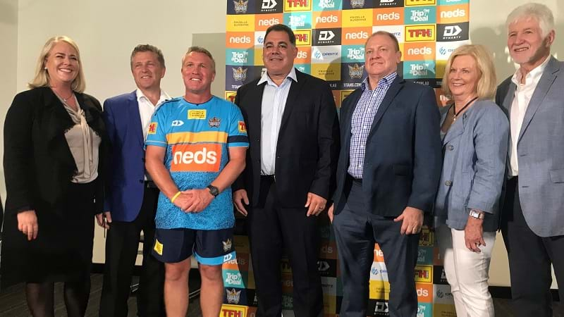 Article heading image for GC Titans Bring On Board Mal Meninga As Mentor