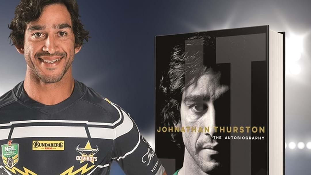 Johnathan Thurston Book Signing: Toowoomba