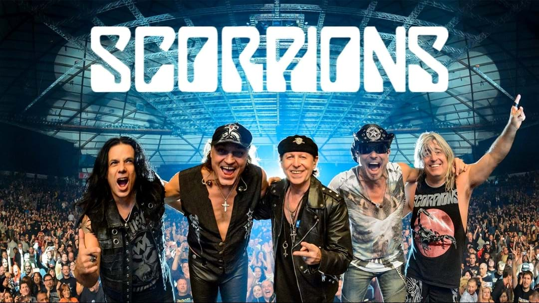Scorpions Cancel Tonight's Sydney Show