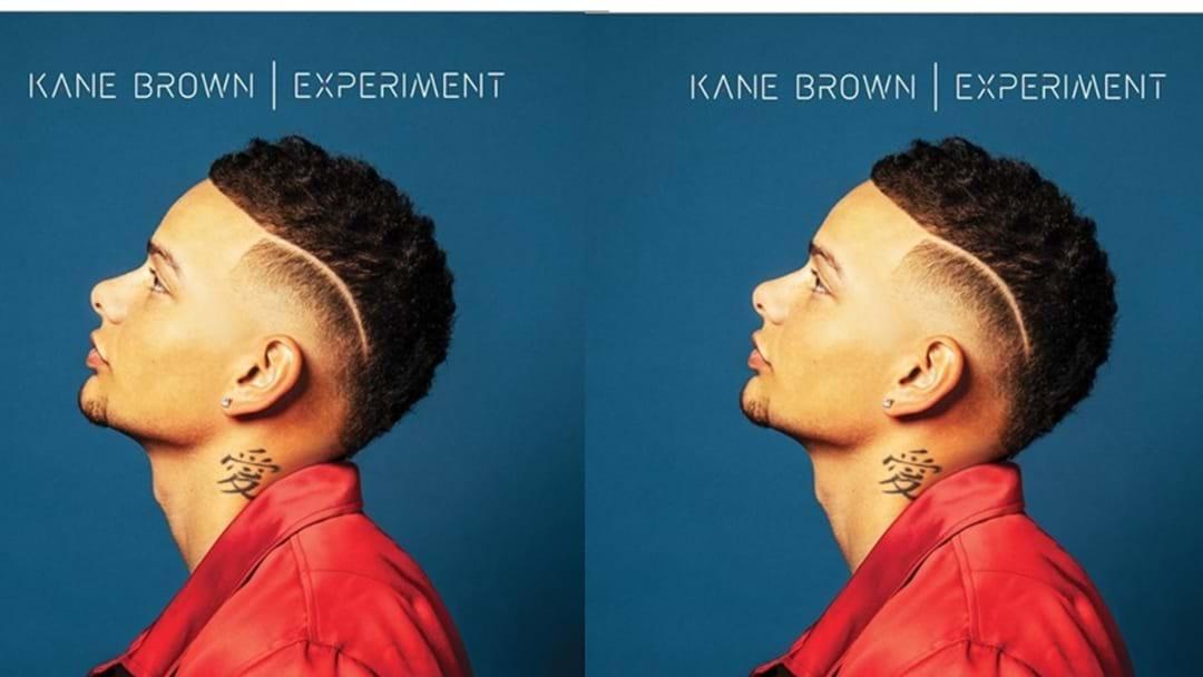 """Kane Brown's """"Experiment"""" Debuts at No.1"""
