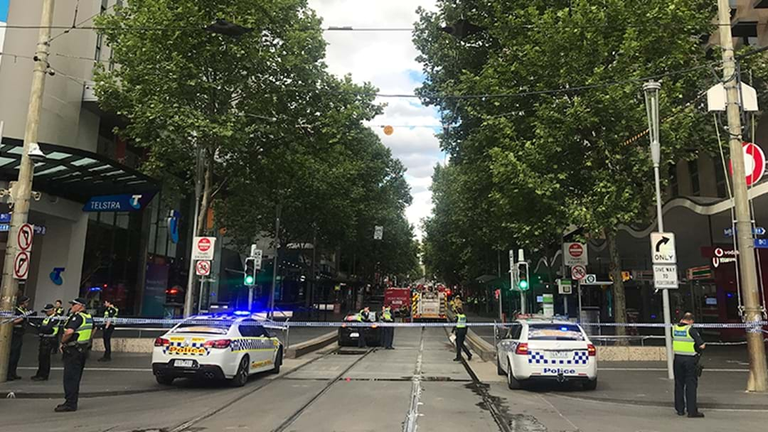 "Police ""Confident"" Bourke Street Incident Was Terror Attack"