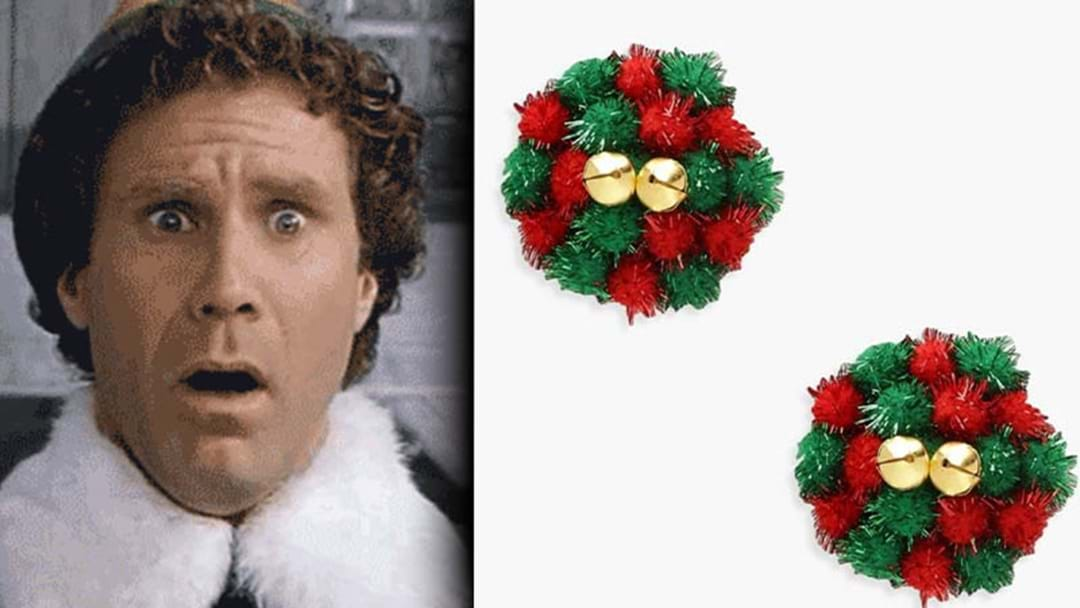 You Can Now Buy Christmas Wreath Nipple Covers