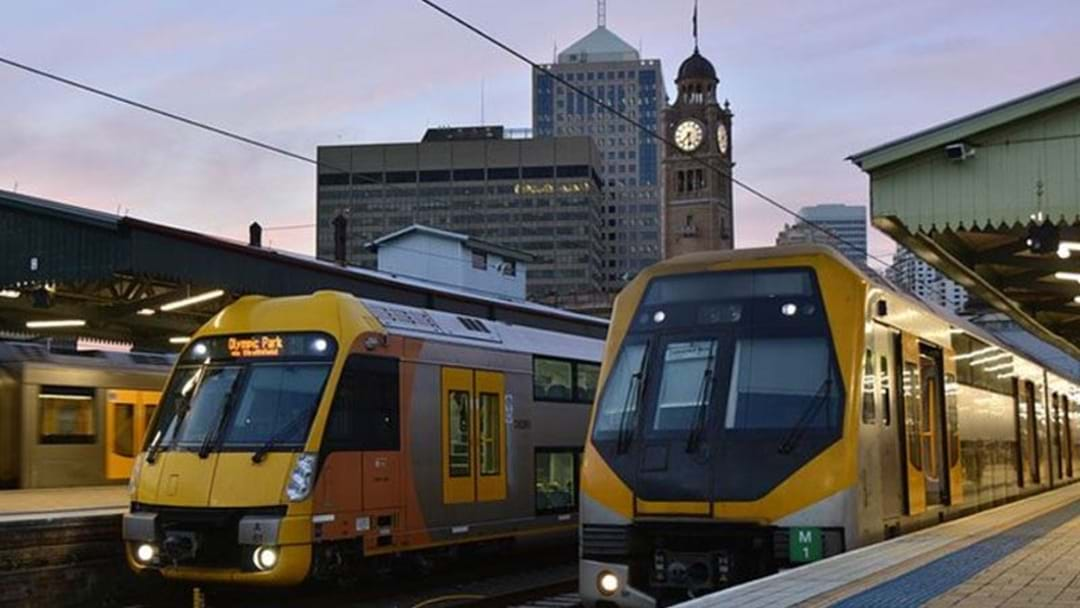 Sydney Train Partially Derails, Expect Delays This Morning