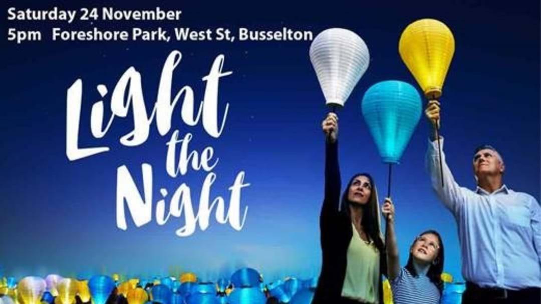 Light The Night Busselton