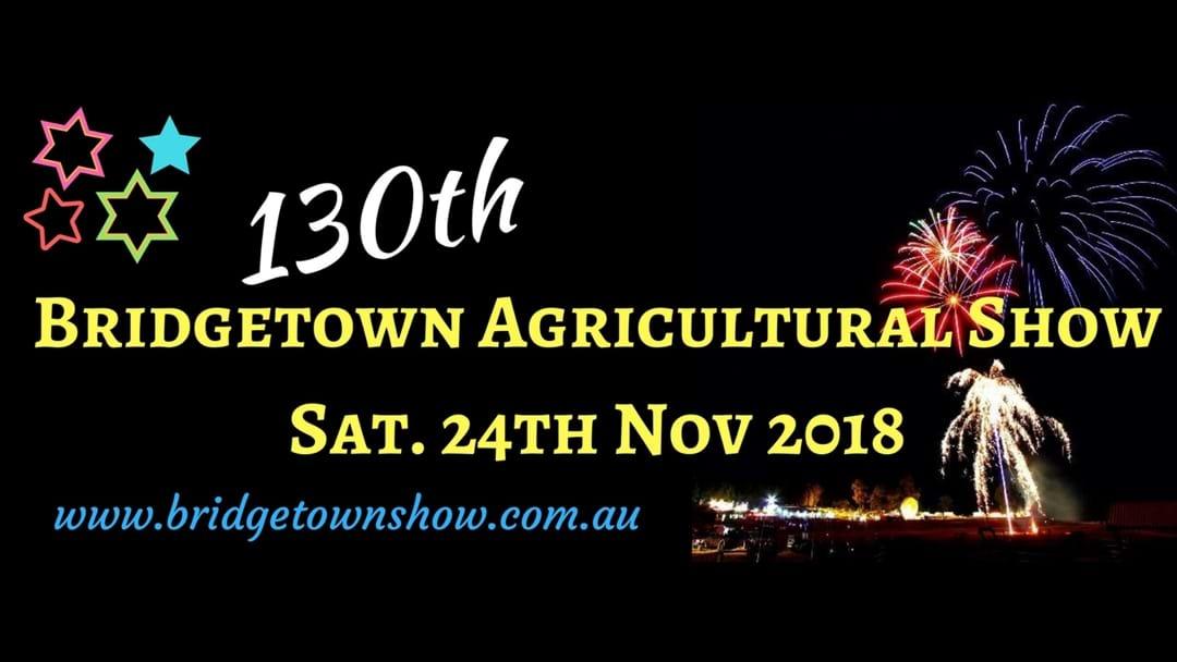 Bridgetown Agricultural Show