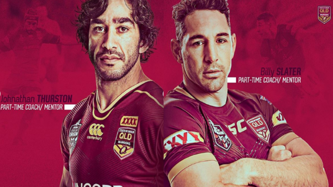 North Queensland Legends Ready To Coach And Guide Maroons In 2019