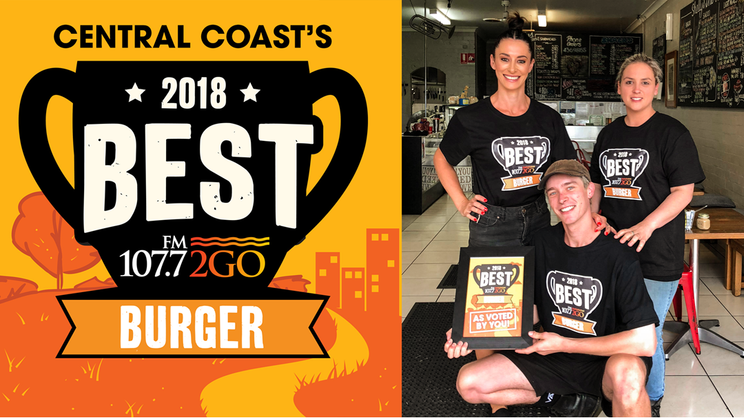 The Votes Are In... The Best Burger On The Central Coast Is In Saratoga!