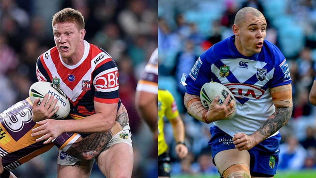 Ready's Mail: Dylan Napa To Replace David Klemmer At The Bulldogs
