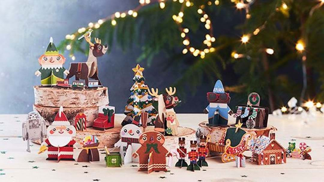 Woolworths Is Releasing A Festive MINIS Collection For Christmas!