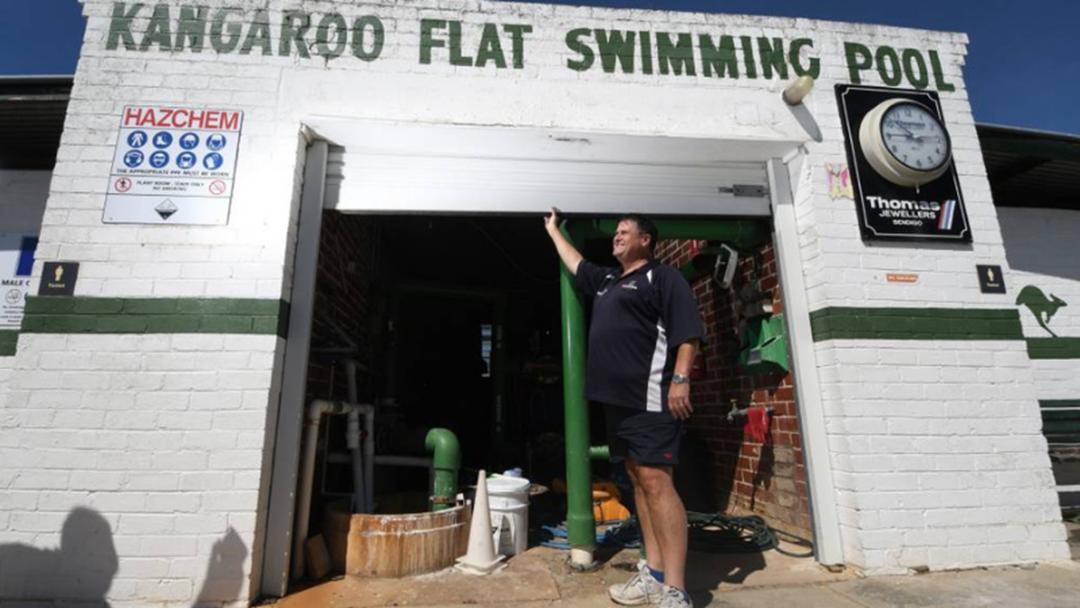 Kangaroo Flat Swimming Pool Demolition Will Begin This Week