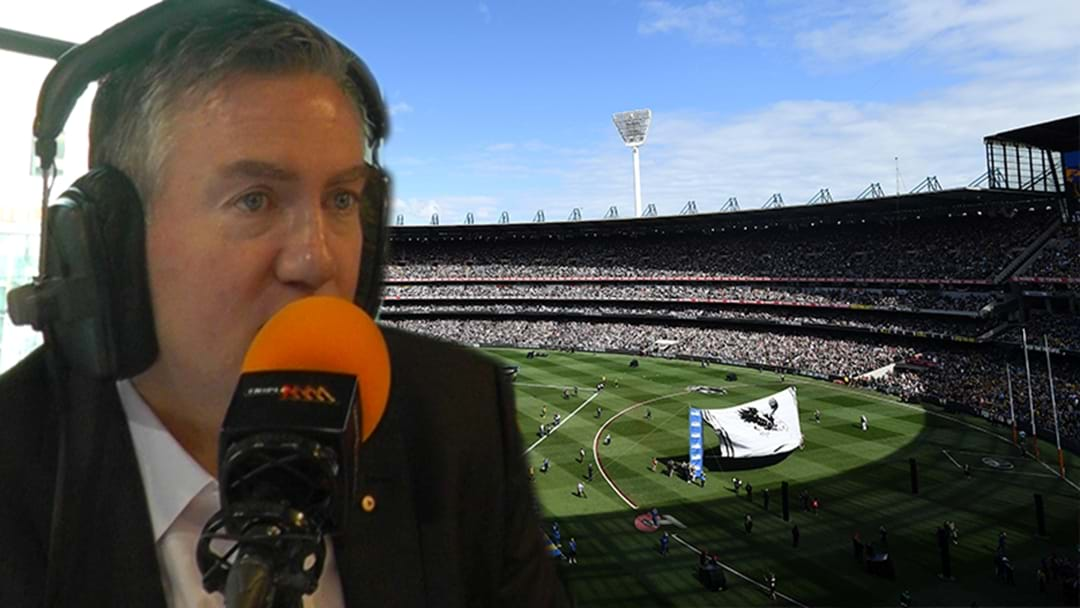 Eddie Gets Fired Up Over The Best Of Three Grand Final Idea