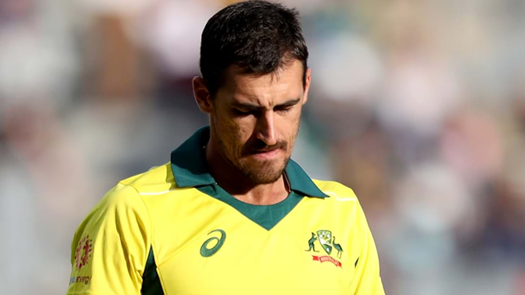 Mitchell Starc Says He Was Dumped From His IPL Side Via Text