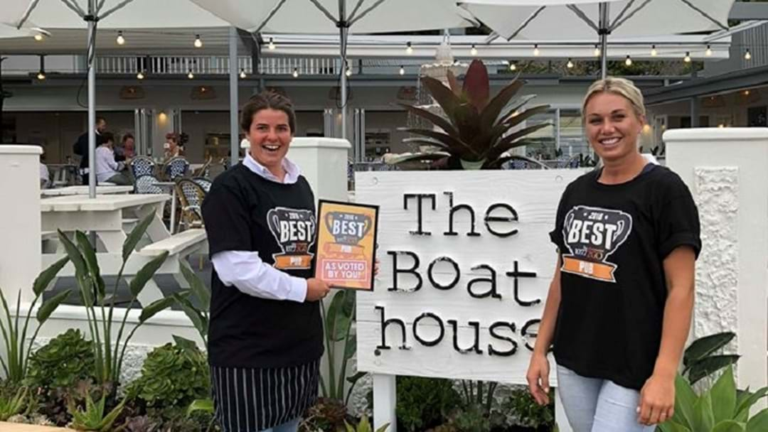The Votes Are In... The Central Coast's Best Pub Is In Patonga!