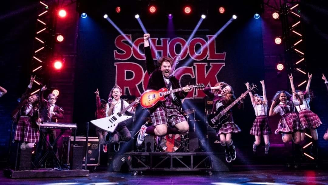 School Of Rock The Musical Is The Musical To Make Musicals Cool