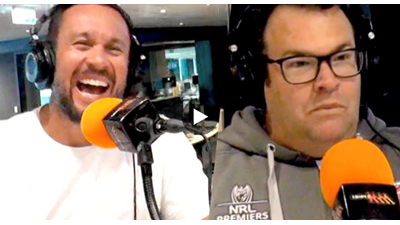 WATCH | The Grill Team Get Pranked By A Caller