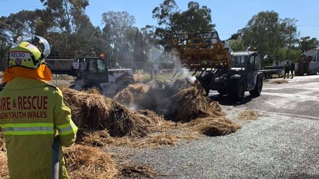 Firefighters kept busy with weekend blazes