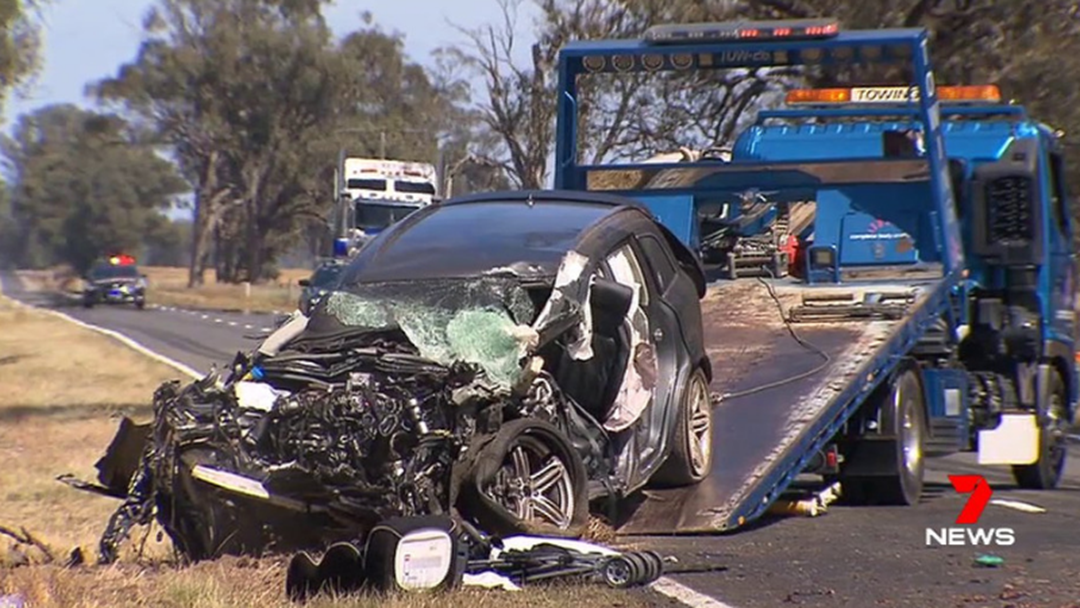 Mooroopna Man Charged For A Double Fatality Following Brimin Car Accident