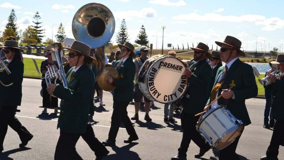 Bunbury City Band Presents