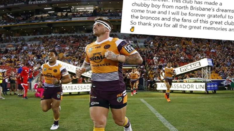 Article heading image for Josh McGuire Posts Farewell Message To Broncos On Instagram, While Confirming Cowboys Signing