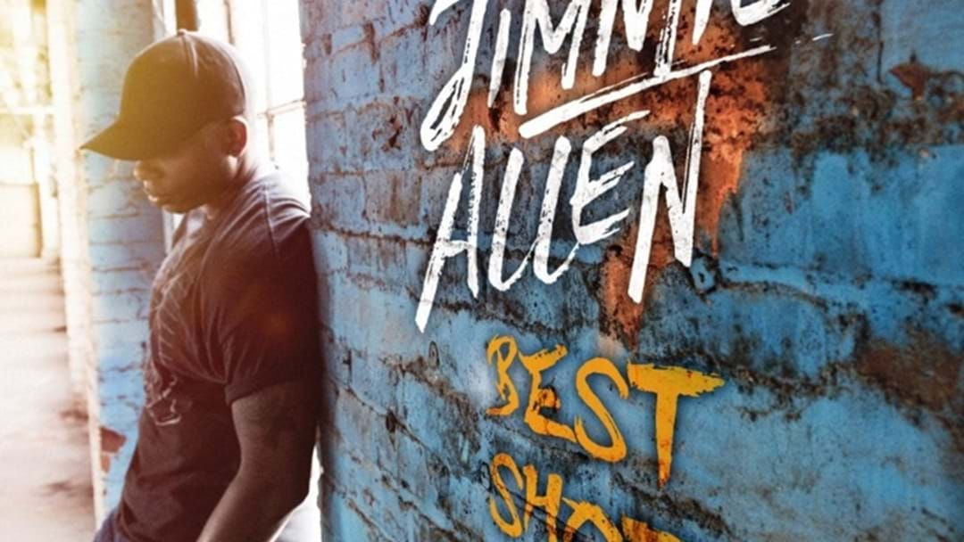 Jimmie Allen Makes History with His with No. 1 Debut Single