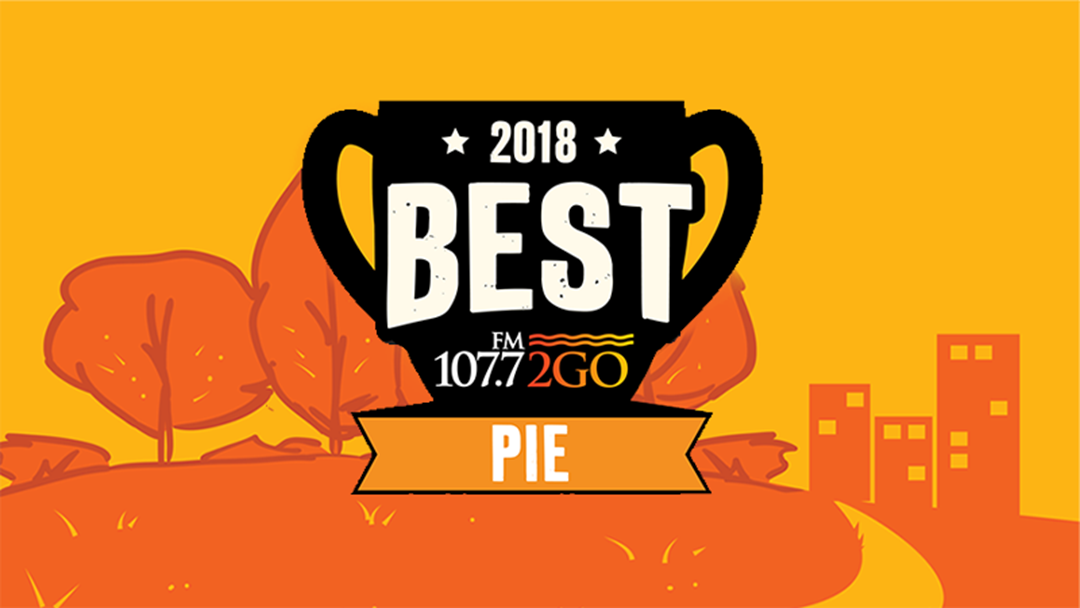 The Votes Are In... The Central Coast's Best Pie Is At The Entrance!