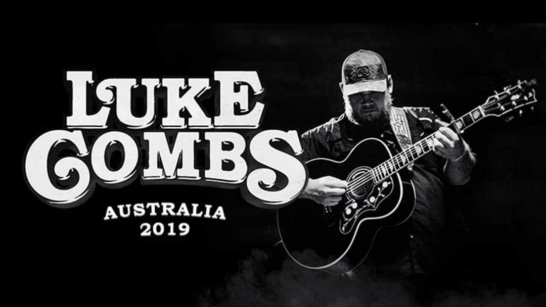 Luke Combs Announces Extra Side Shows on Aussie Tour!
