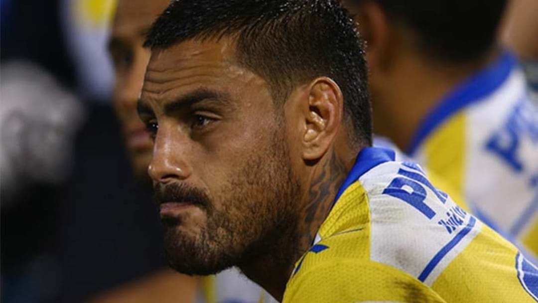 Reni Maitua Back At Parramatta