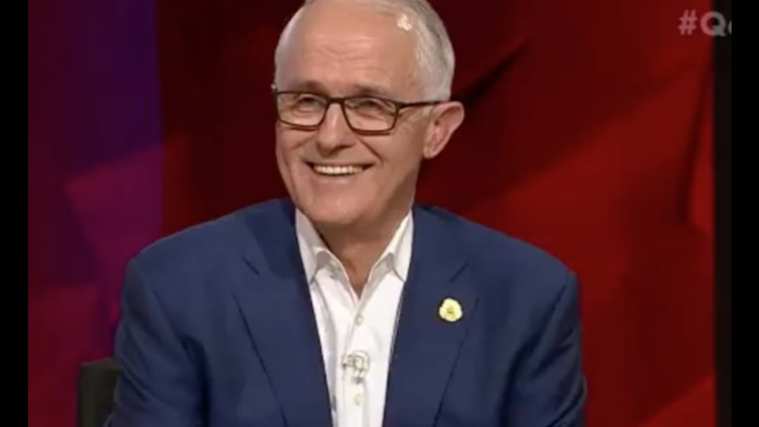 Malcolm Turnbull Defends Liking A 'Vote Tony Out' Instagram Page