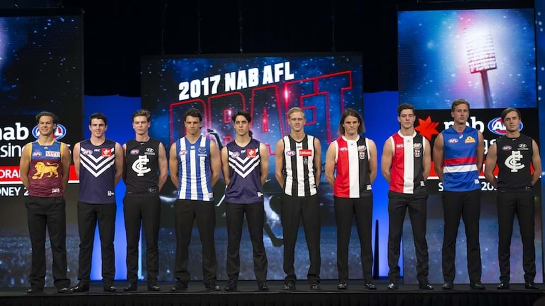 Follow Our Live Blog Of The First Round Of The 2018 Draft Here