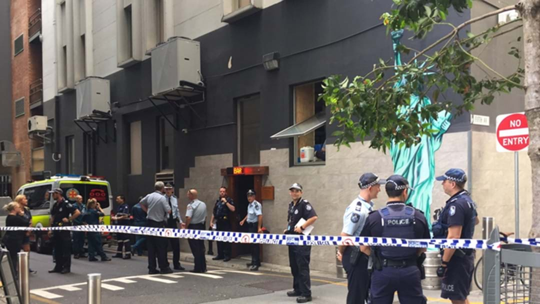 Police Responding To Reports Of A Shooting In Brisbane CBD