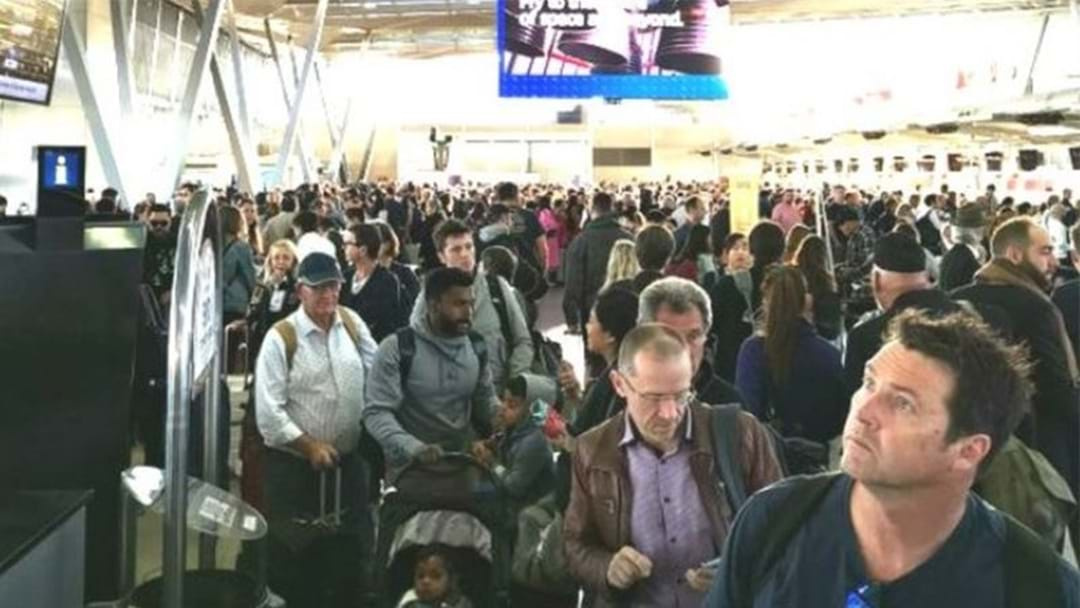 UPDATE: Sydney Airport Still A Nightmare With Ongoing Delays