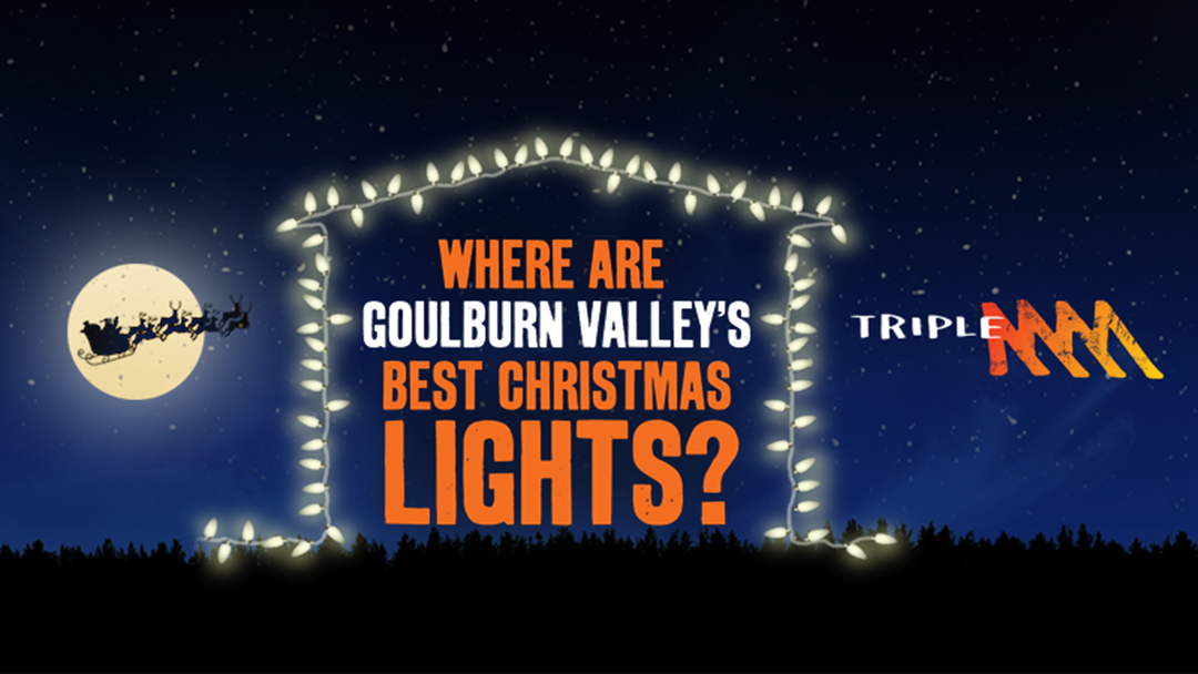 Goulburn Valley Christmas Lights 2018