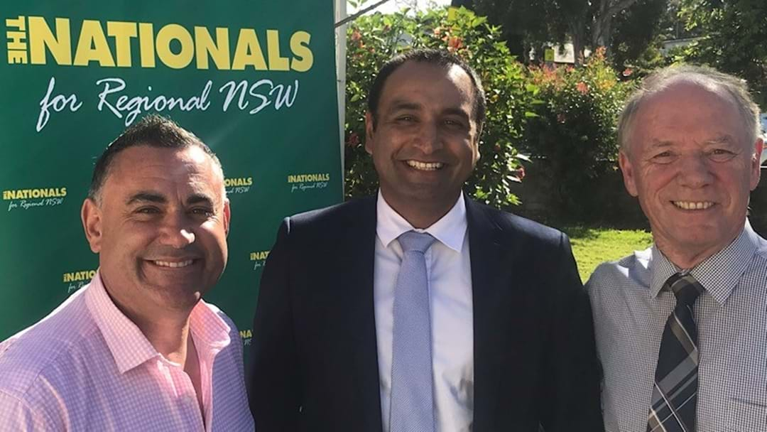 Gurmesh Singh Elected for Nationals in Coffs Harbour