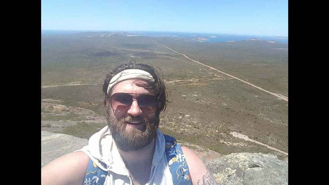 My journey up to Frenchman's Peak