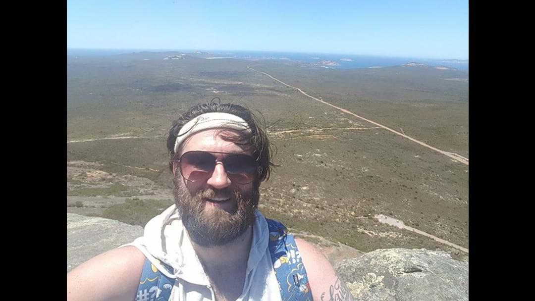 My journey up to Frenchman's Peak