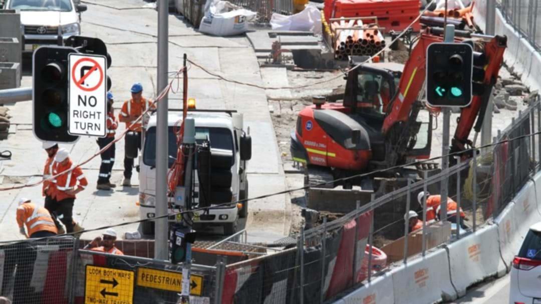Spanish Company Behind Sydney Light Rail Awarded New Construction Contract