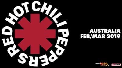 Win Tickets To See The Red Hot Chili Peppers!