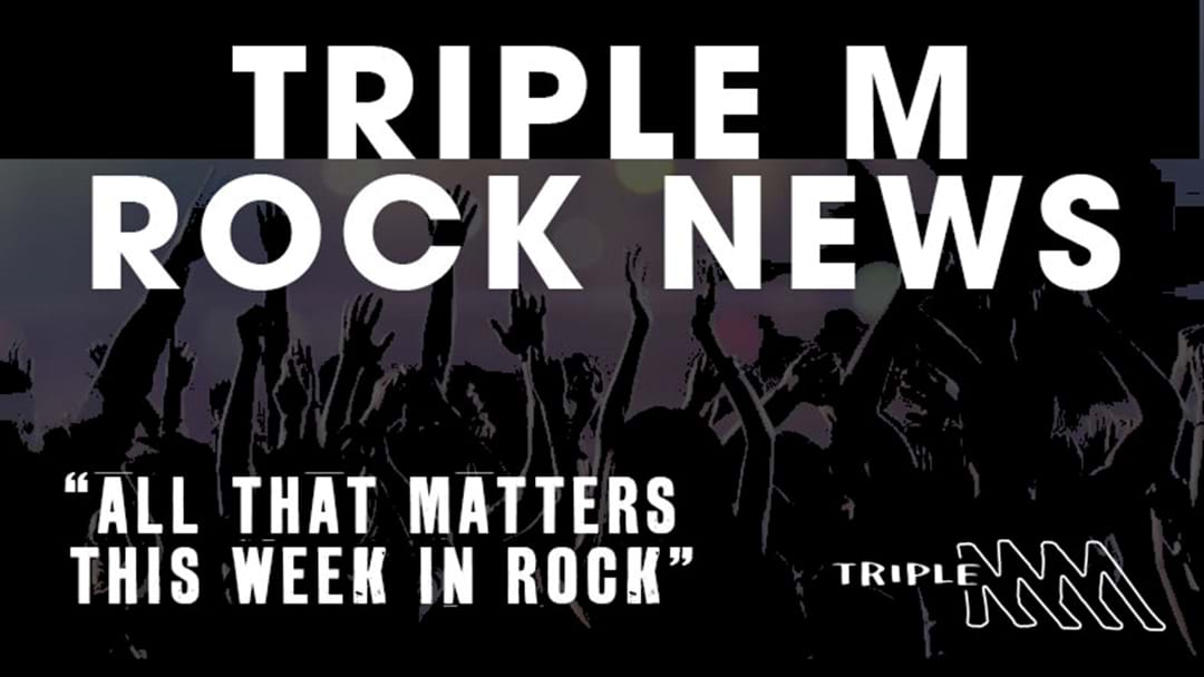 The Divinyls Reunite, Michael Hutchence's Statue, And All The Rock News That Matters This Week