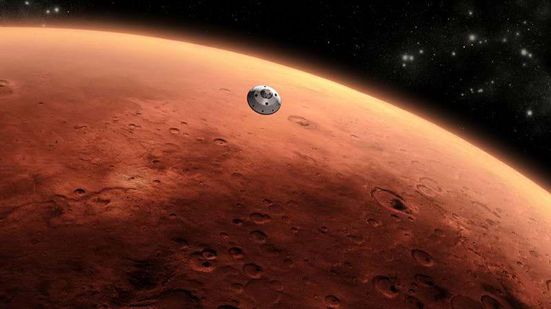 Mars touchdown: Safe landing for NASA's InSight spacecraft