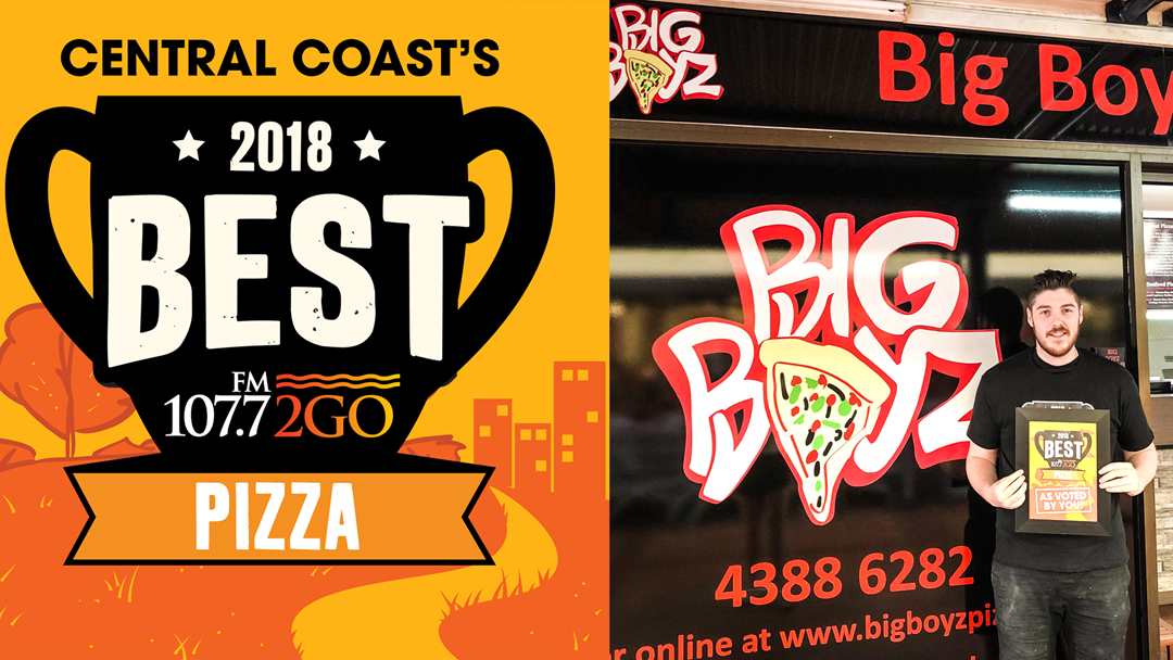 The Votes Are In... The Central Coast's Best Pizza Is In Chittaway Bay!