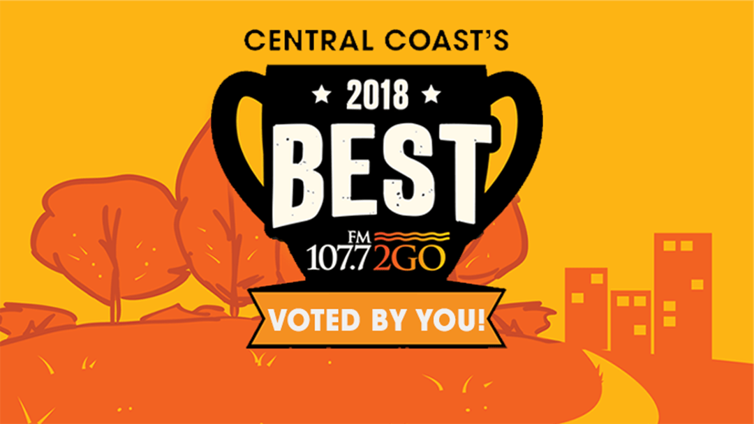 The Votes Are In... Here Are Central Coast's Best Of 2018
