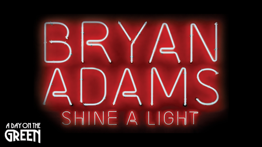Bryan Adams Is Coming Back To Australia!