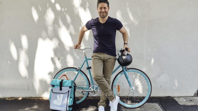 Article heading image for Deliveroo Is Coming To Cairns!