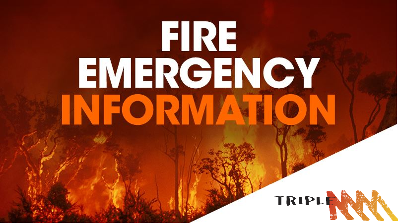 Article heading image for Important Fire Information - Thursday 29th November 2018